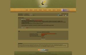 Pagina principala SceneLinks